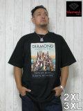 DIAMONDSUPPLYCO.(ダイヤモンドサプライ)「EXCESS2」TEE<ブラック>