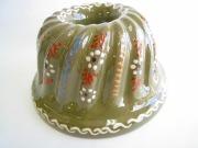 スフレンハイム焼き クグロフ型#24*オリーブグリーン