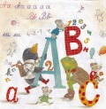 5枚組ペーパーナプキン*ABC in School