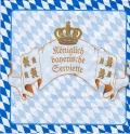 5枚組ペーパーナプキン*バイエルン王室