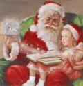 ペーパーナプキン*クリスマスキャロル