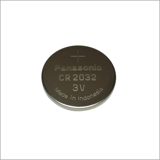 バックアップ用電池(CR2032 3V)