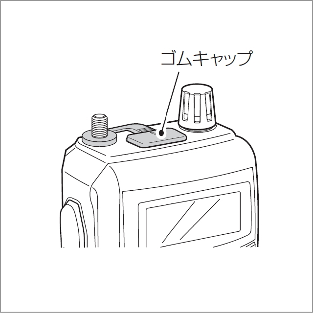 ID-80 JACK CAP (補修用)