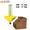 ルーター ビット フレンチ バロック クラッシック 1/2軸 Microtungsten carbide 【dm01201】