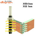 ルーター ビット ミニボックス 5mm ジョイント ビット 1/2軸 Microtungsten carbide 【dm05503】