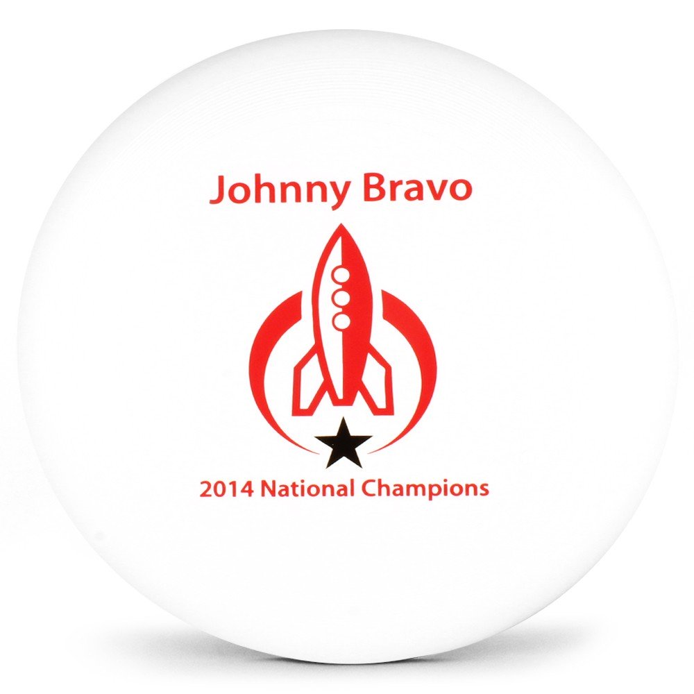 USプリントウルトラスター639 JOHNNY BRAVO CHAMPIONSHIP ULTIMATE DISC