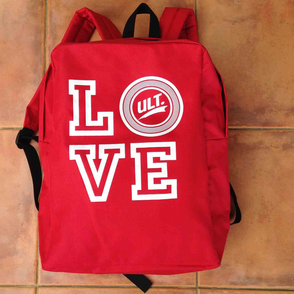 LOVE ULT デイバッグ
