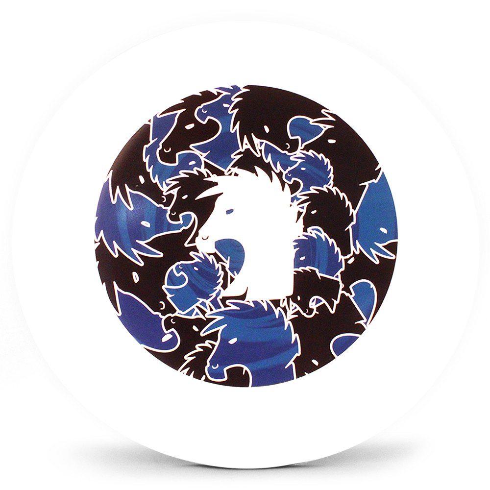 USプリントウルトラスター649 Brodie Super Color ブラック/ブルー