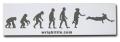 TWL Evolution of ultimate Sticker