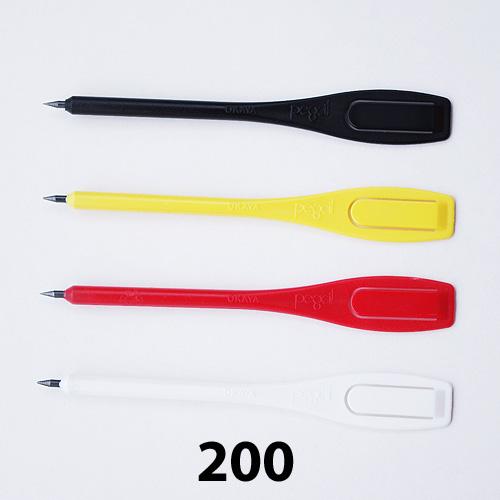 スコアペン(スコア鉛筆)200本セット