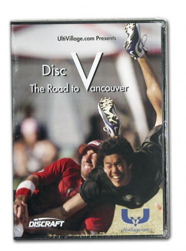 Disc V The Road to Vancover