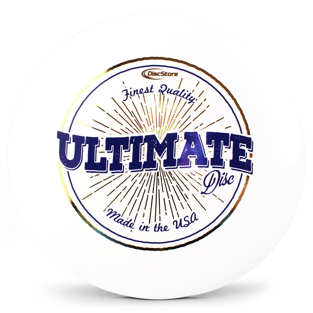 USプリントウルトラスター636 VINTAGE DISCRAFT ULTRA-STAR White
