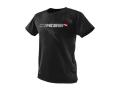 Cressi-sub Tシャツ 黒 「team CRESSI」