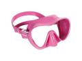 Cressi-sub F1 フレームレスマスク ピンク