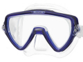 TUSA M-19 ヴィジオ ウノ マスク ★日本人男性向けの、デザインにこだわった1眼マスク