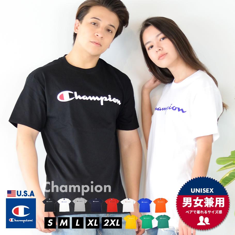 CHAMPION (チャンピオン) 半袖Tシャツ メンズ T1919P CPTT004