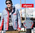 ストリート系 ファッション 中綿ジャケット メンズ B系 ジャケット agj017