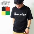 Tシャツ 半袖 jamaica B系ファッション メンズ ストリート系ファッション レゲエ系art013