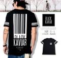 BLACK KAVIAR (ブラックキャビア) 半袖Tシャツ メンズ BKTT027