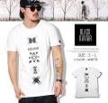 BLACK KAVIAR (ブラックキャビア) 半袖Tシャツ メンズ BKTT030