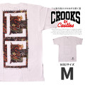 CROOKS&CASTLES (クルックス&キャッスルズ) 半袖Tシャツ メンズ  (1610707) CCTT117