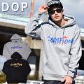 DOP (ディーオーピー) プルオーバーパーカー COMPTON DPPT015