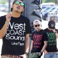 DOP (ディーオーピー) Tシャツ West coast Sound DPTT039