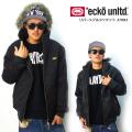ecko unltd.【エコーアンリミテッド】ジャケット STYLE:37083 ◆カラー:ブラック
