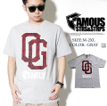 FAMOUS フェイマス Tシャツ メンズ 半袖 FM01140082 ヒップホップ B系 ストリート系 ファッション fmt103
