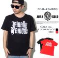 FinallyFamous ファイナリーフェイマス Tシャツ 40018FF fst008