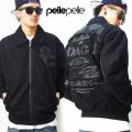 Mサイズ PELLEPELLE ペレペレ ジャケット B系 ストリート系 ファッション PEJ075