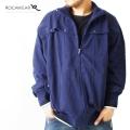 ROCAWEAR(ロカウェア)トラックジャケット ネイビー rwj047-014 【HIPHOP/B系ブランド】