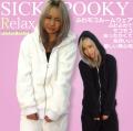SICK SPOOKY (シックスプーキー) セットアップ SSST006