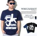 GHETTO KING by WRECK SHOT/レックショット/Tシャツ/B系/HIPHOP/ヒップホップ/wrs215