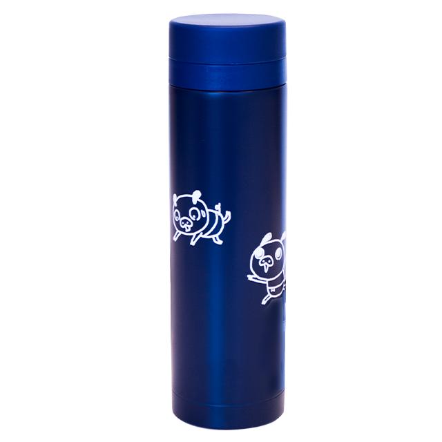 パンパカパンツ サーモステンレスボトル/ブルー