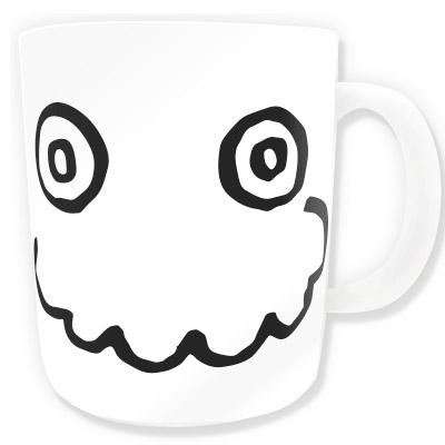 ごはんかいじゅうパップ マグカップ