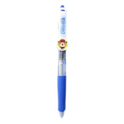へんしん!!じゃがポテ仮面 クリップボールペン(ブルー)