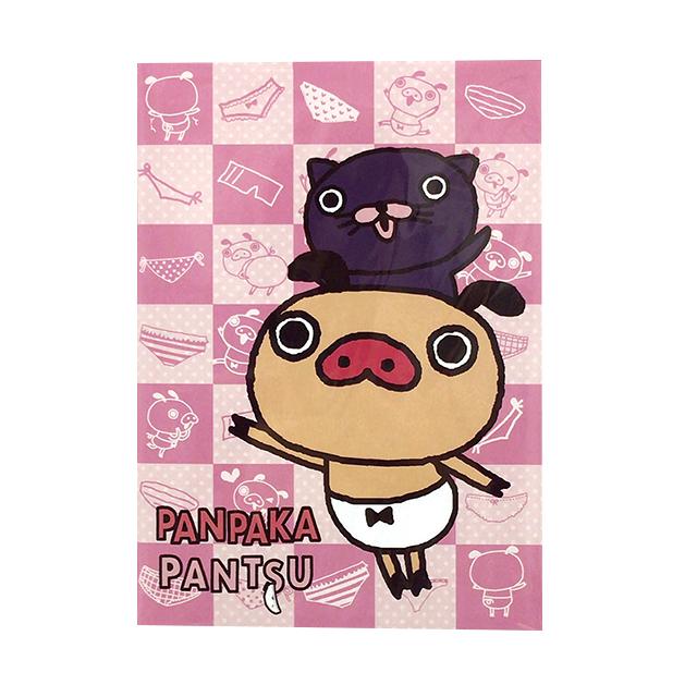 パンパカパンツ A5ノート/ピンク