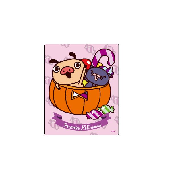 パンパカパンツ コンパクトミラー(ハロウィン/キャンディポット)