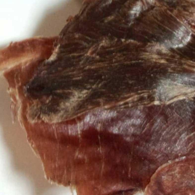 広島県産の良質な鹿肉を使ったジャーキー(犬用)