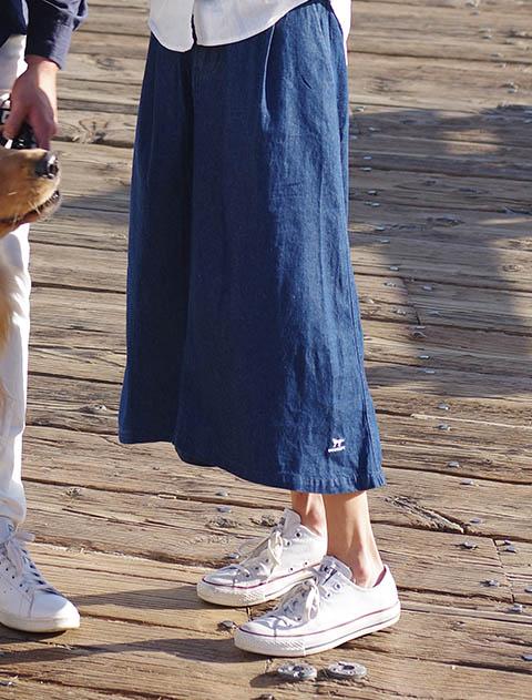 【WOMEN】ベイカースカート