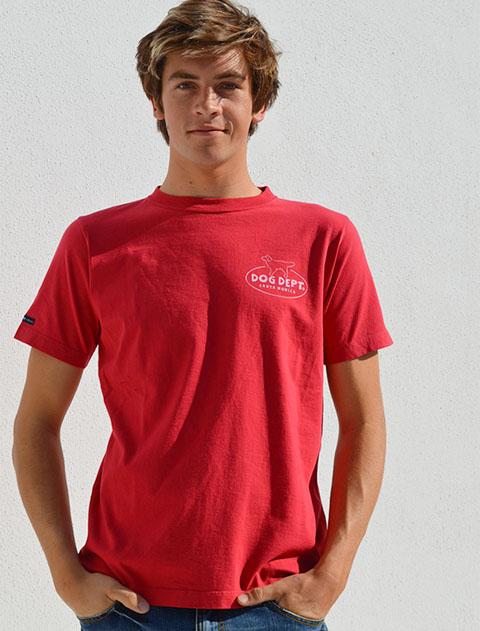 【UNISEX】メインドッグTシャツ