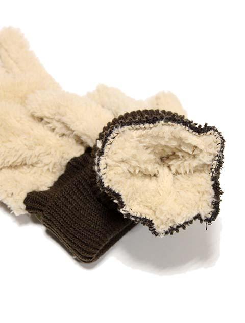 アニマルボア手袋