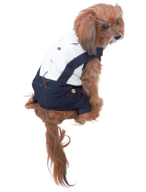 【DOG WEAR】ドッグ総柄ペア