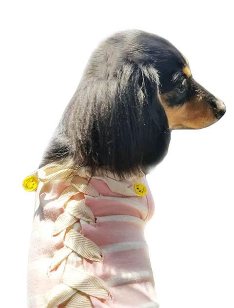 【UNISEX】DOG&CAT 刺繍Tシャツ