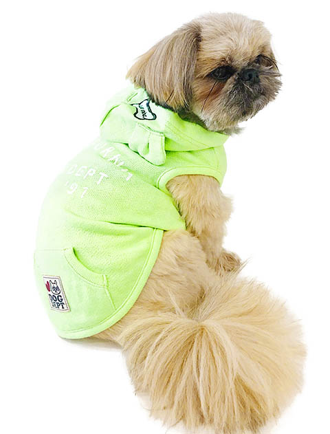 【DOG WEAR】ノースリーブパーカー