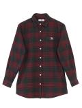 【3/31販売終了】【WOMEN】裏シャギーシャツ