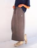 【3/31販売終了】【WOMEN】シャギースウェットスカート