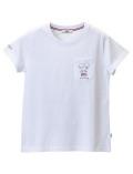 【WOMEN】イラストドッグTシャツ