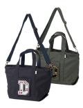 【3/31販売終了】【GOODS】サガラ刺繍ポリキャンバスバッグ